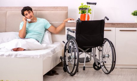 Professionnel pour la vente de fauteuil roulant - Grignon - Pharmacie Schutz